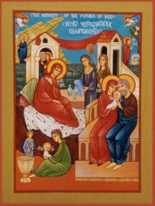 Nativity of Holy Theotokos