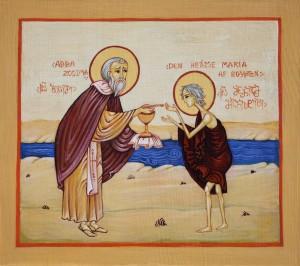St. Zosima & Saint Mary of Egypt