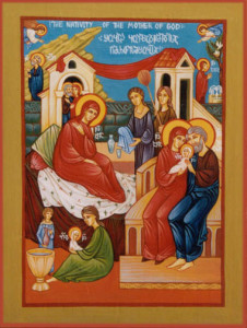 Nativity of Holy Theotokos