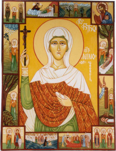St. Nino of Georgia